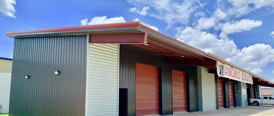 WE SPECIALIZE IN THE ERECTION OF PRE-FABRICATED METAL/STEEL BUILDINGS